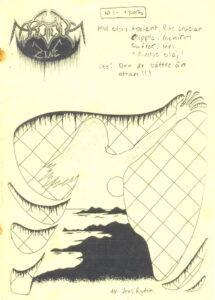 Omslaget till Arqtique #2 (1994)