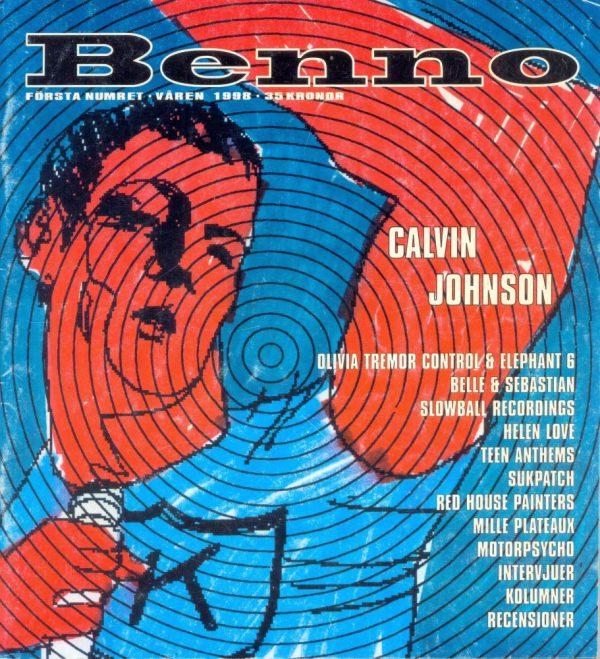 Omslaget till Benno #1