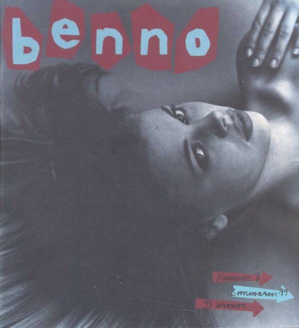 Omslaget till Benno #3