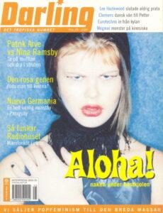 Omslaget till Darling #1999-05
