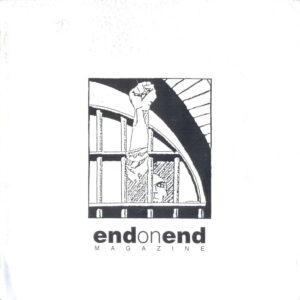 Omslaget till end on end #1 (1997)