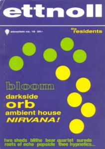 Omslaget till ettnollett #16-1992