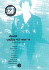Omslaget till ettnollett #29-1998