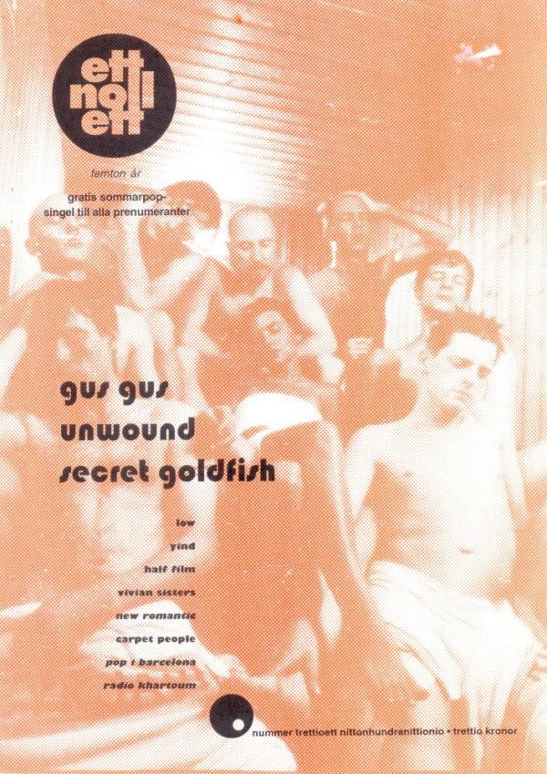 Omslaget till ettnollett #31-1999
