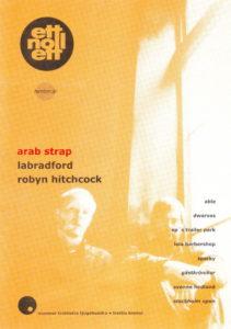 Omslaget till ettnollett #33-2000