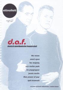 Omslaget till ettnollett #41-2003