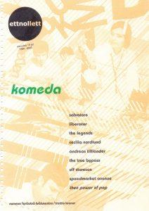 Omslaget till ettnollett #42-2003