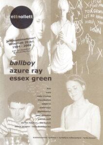 Omslaget till ettnollett #43/44-2004