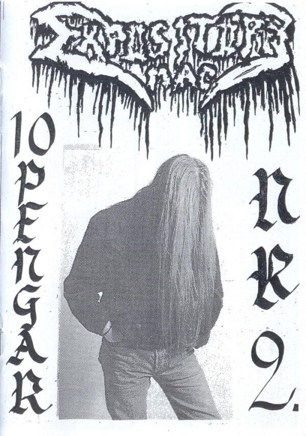 Omslaget till Expository #02