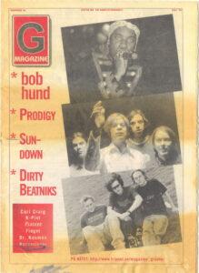 Omslaget till Groove #16-1997