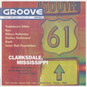Omslaget till Groove nr 2000-04