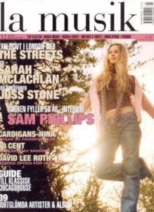 Omslaget till La Musik #07 / 2004
