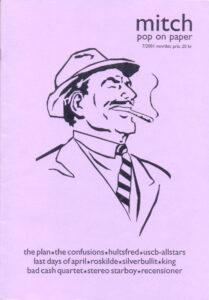 Omslaget till Mitch #07 (2001)