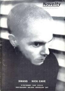 Omslaget till Novelty #06 (1997)