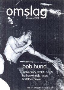 Omslaget till Omslag #1 (2001)