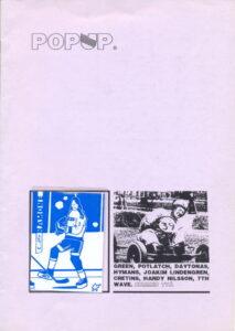 Omslaget till PopUp Nr 02 (1995)
