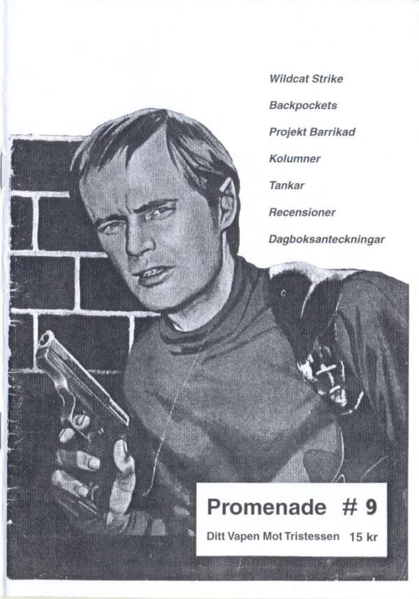 Omslaget till Promenade #09 (1999)
