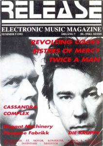 Omslaget till Release #1993-05