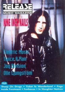 Omslaget till Release #1994-01