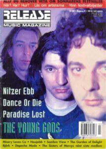 Omslaget till Release #1995-03