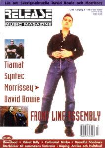 Omslaget till Release #1995-04