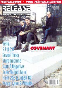 Omslaget till Release #1997-02