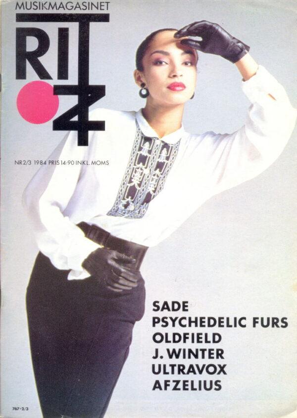 Omslaget till Ritz #1984-02/03