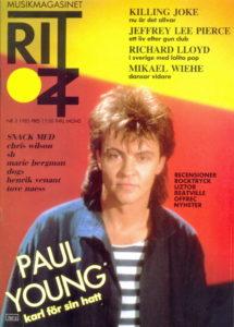 Omslaget till Ritz #1985-03