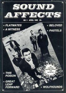 Omslaget till Sound Affects #01 (1988)