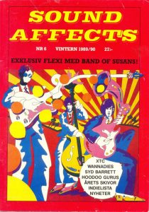 Omslaget till Sound Affects #06 (1989/1990)