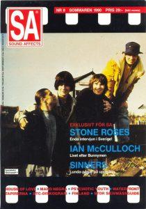Omslaget till Sound Affects #08 (1990)