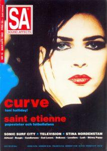 Omslaget till Sound Affects #15 (1992)