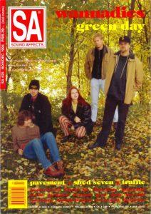 Omslaget till Sound Affects #25 (1994)