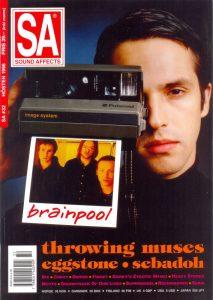 Omslaget till Sound Affects #32 (1996)