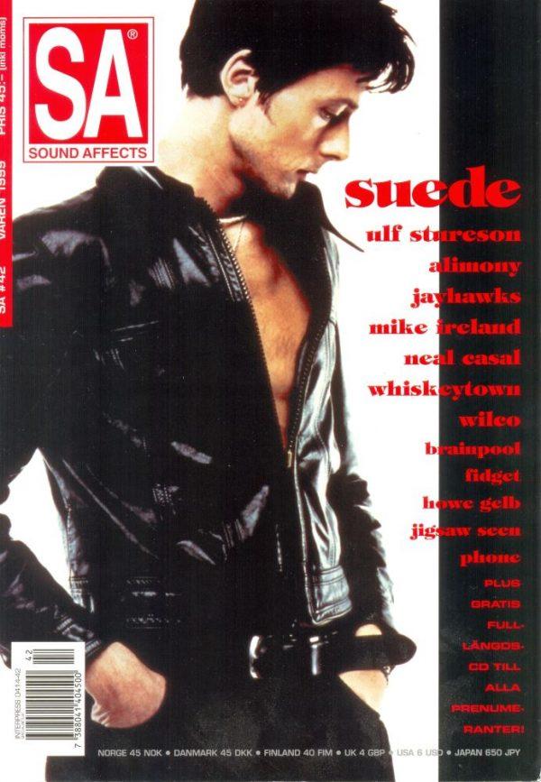 Omslaget till Sound Affects #42 (1999)