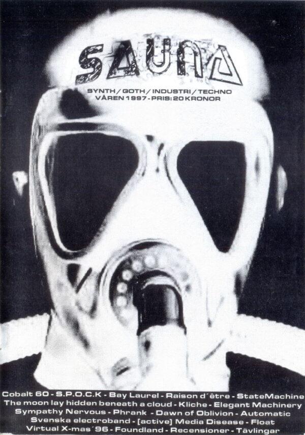 Omslaget till Sauna 1997 1 Vår