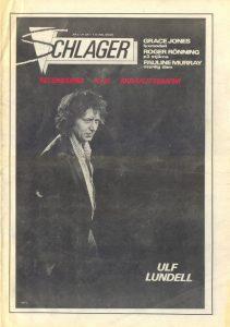 Omslaget till Schlager #002 (1980)