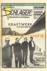 Omslaget till Schlager #022 (1981)