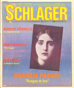 Omslaget till Schlager #041 (1982)