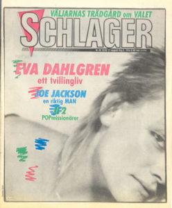 Omslaget till Schlager #048 (1982)