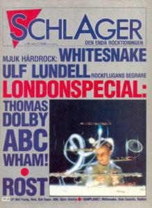 Omslaget till Schlager #059 (1983)