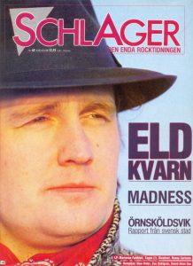 Omslaget till Schlager #062 (1983)