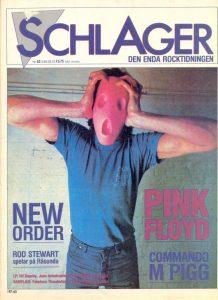 Omslaget till Schlager #063 (1983)