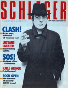 Omslaget till Schlager #084 (1984)