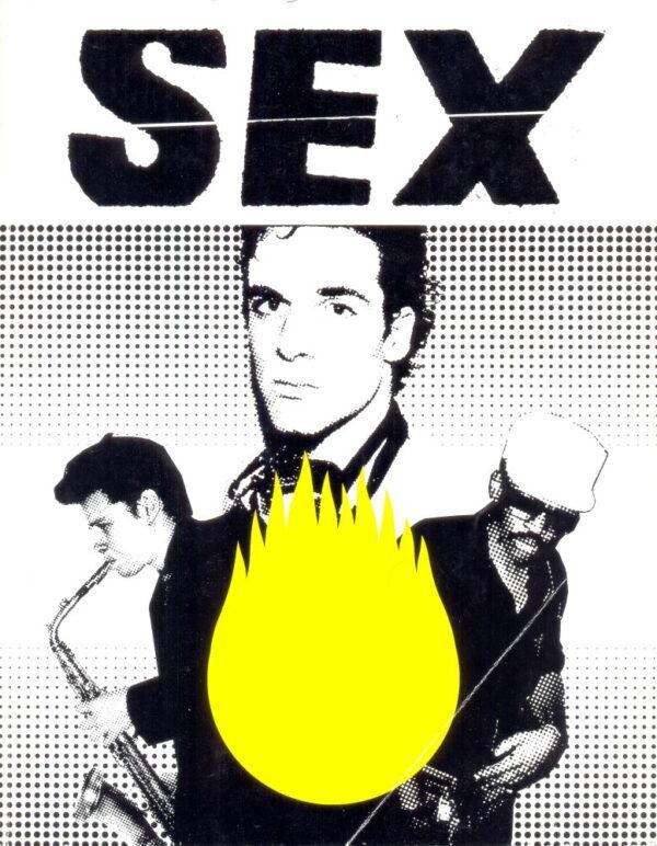 Omslaget till Sex #03-2003