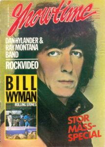 Omslaget till Showtime #1982-08