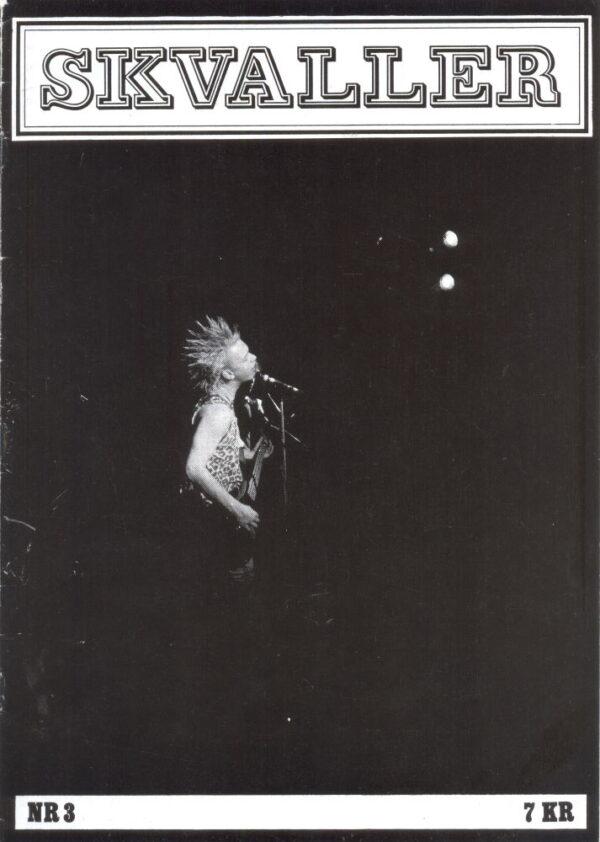 Omslaget till Skvaller #03 (1982)