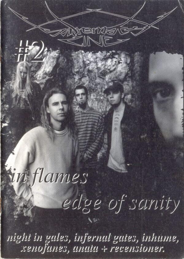 Omslaget till Supremacy #2 (1997)