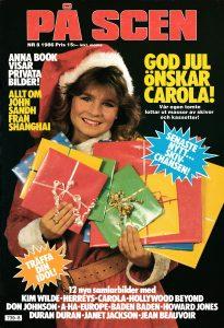 Omslaget till På Scen #1986-8
