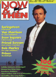 Omslaget till Now & Then #1992-6